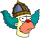 Krusty Krustcraft Triste