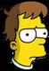 Homer bébé Triste