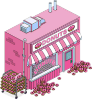 Boutique Journée des donuts