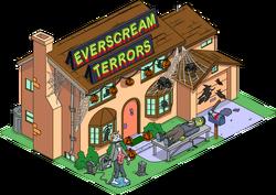 Maison Simpson des hurlements