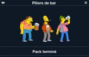 Piliers de bar