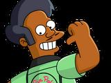 Apu Joueur de bowling