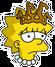 Petite Miss Springfield Triste