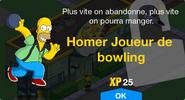 DébloHomerJoueurdebowling