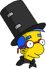 MilhouseMagicien Icon