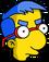 Milhouse-garou Ennuyé