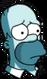 Homer Fantôme Triste
