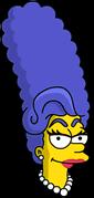 Marge Glamazone Icon