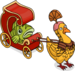 Poule-pousse