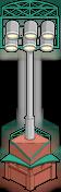Système d'éclairage du stade Argile