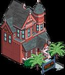 Maison victorienne de Tahiti Bob