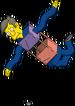 Skinner Cerf-volant