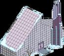 Cathédrale de cristal