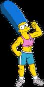 Marge Culturiste