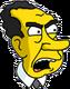 Richard Nixon Colère