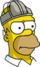 Homer Supplice Ennuyé