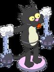 Sakapuss Scratchy