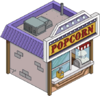 Stand de pop-corn
