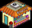 Krustyland Burger