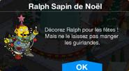 Ralph Sapin de Noël Boutique