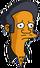 Apu Triste Icon