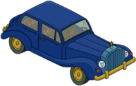 Limousine de Burns