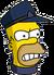 HomerConducteur Colère