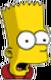 Bart Sorcier Surpris