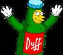Topiaire nain Duff éméché