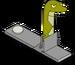 Faux serpent vert