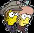 Pauvre Jacques et Cosette Icon