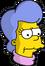 Mona Simpson Triste