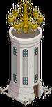 Villa à colonnes