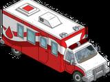 Camion de don du sang