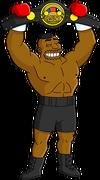 Drederick Tatum Boxeur