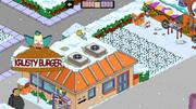 Krusty Burger Maggie
