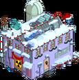Laboratoire de Frink de Noël
