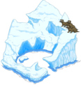 Gros iceberg