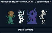 Simpson Horror Show XXVI - Cauchemars
