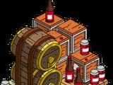 Réserve de bières