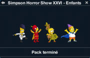 Simpson Horror Show XXVI - Enfants
