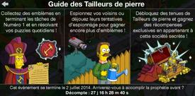 Guide des Tailleurs