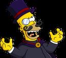 Homer maléfique alternatif