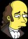 Aaron Burr Triste