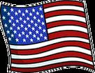 Drapeau américain Icon