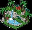 Jungle préhistorique