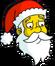 Père Noël Triste