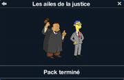 Les ailes de la justice