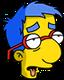 Milhouse-garou Exténué