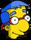 Milhouse-garou Icon